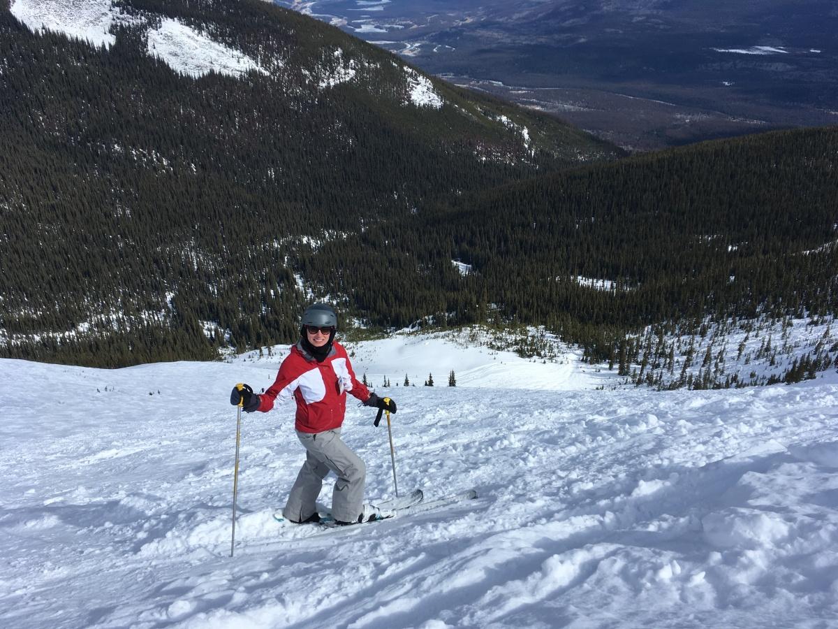 Jasper Ski Trip